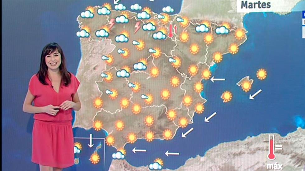 Continúan las temperaturas altas y los avisos por el calor en el centro de la Península