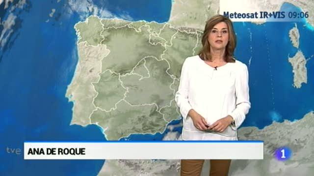 El tiempo en Extremadura - 01/06/17