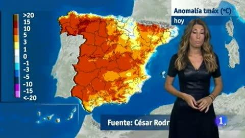 El tiempo en Extremadura - 02/10/17
