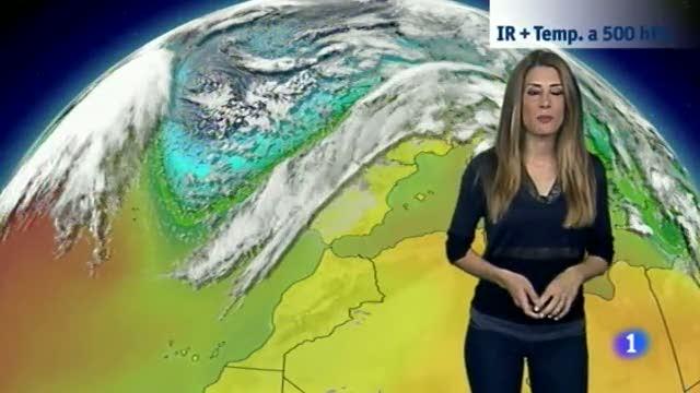 El tiempo en Extremadura - 05/01/18
