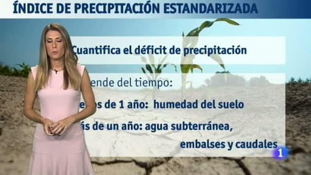 El tiempo en Extremadura - 05/10/17
