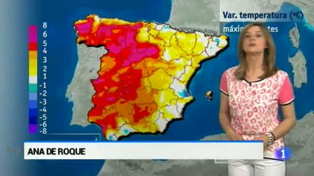 El tiempo en Extremadura - 07/06/16