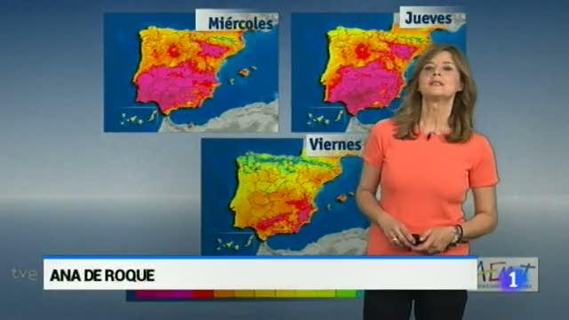 El tiempo en Extremadura - 08/06/16