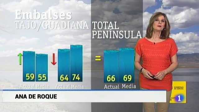 El tiempo en Extremadura - 13/06/18