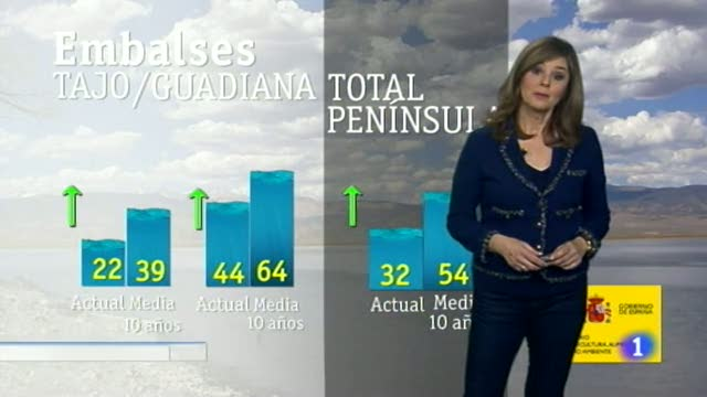 El tiempo en Extremadura - 13/12/17