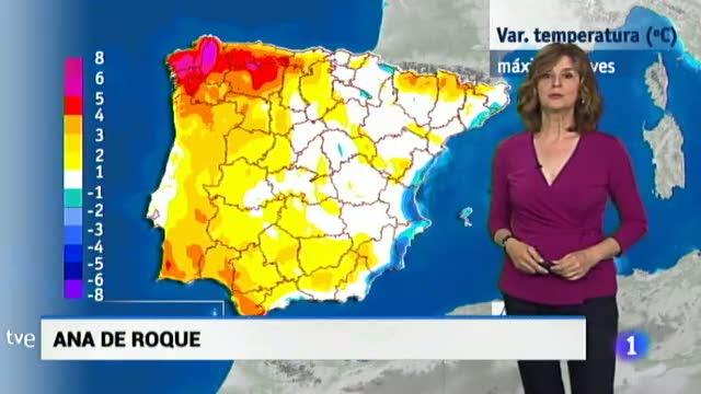 El tiempo en Extremadura - 14/06/18
