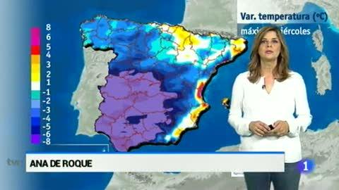 El tiempo en Extremadura - 15/06/16