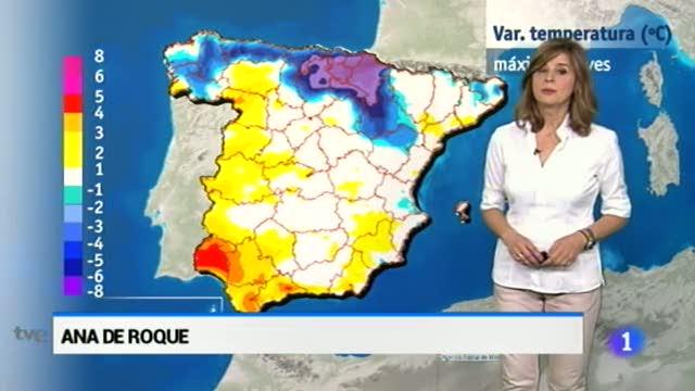 El tiempo en Extremadura - 15/06/17