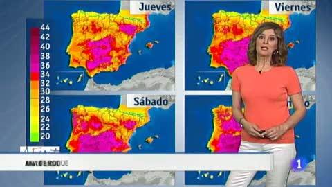 El tiempo en Extremadura - 20/06/18