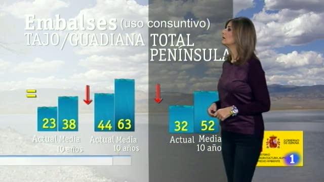 El tiempo en Extremadura - 22/11/17