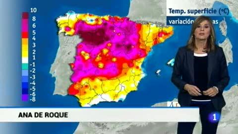 El tiempo en Extremadura - 23/11/17