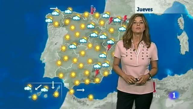 El tiempo en Extremadura - 30/06/16