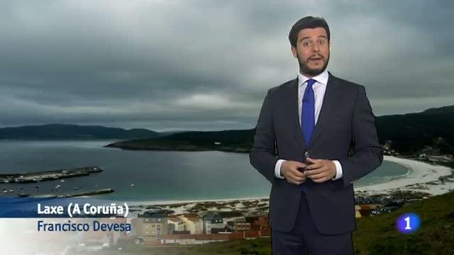 El tiempo en Galicia - 13/06/16