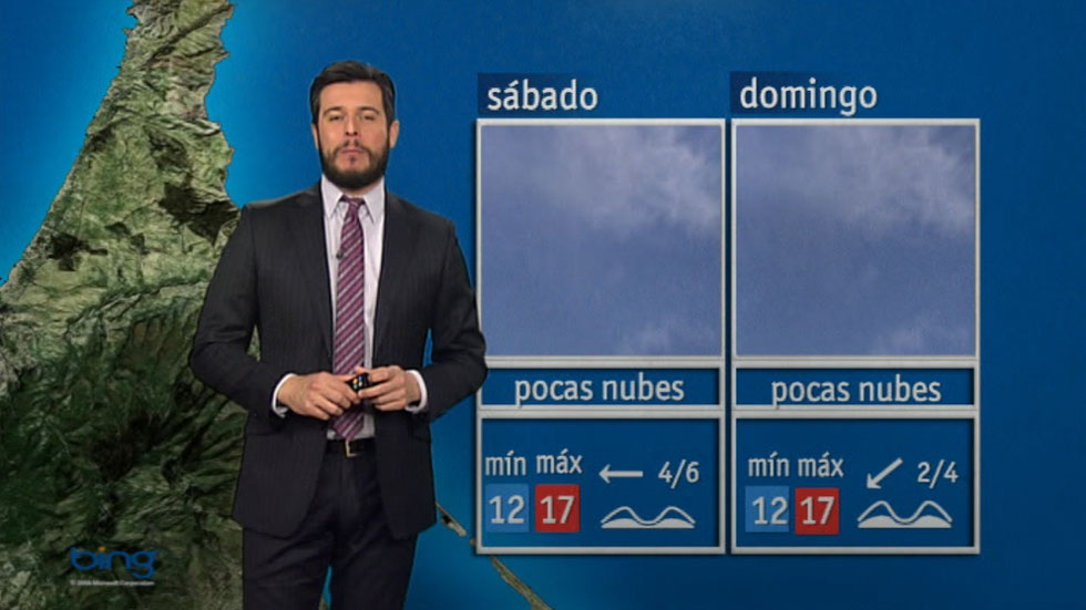 El tiempo en Melilla - 06/03/15