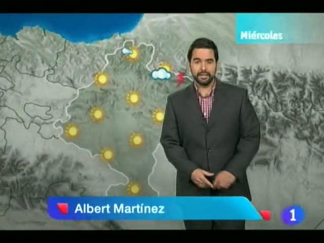 El Tiempo en Navarra-31/07/12