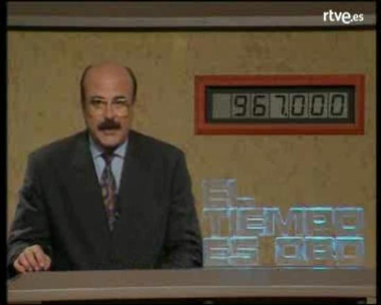 Arxiu TVE Catalunya - 'El tiempo es oro'