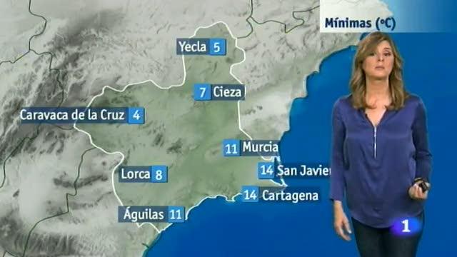 El tiempo en la Región  de Murcia - 20/11/2014