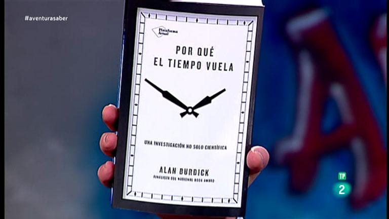 La Aventura del Saber. TVE. Libros Recomendados:  'Por qué el tiempo vuela'
