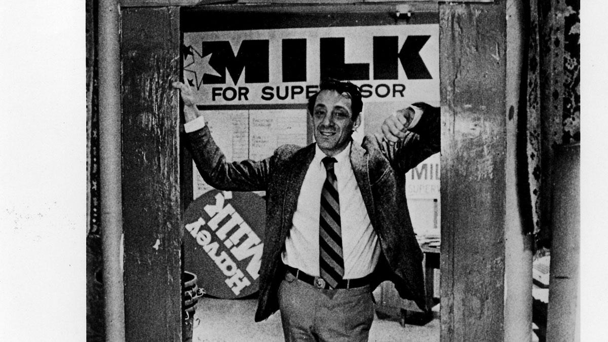 La noche temática - Los tiempos de Harvey Milk