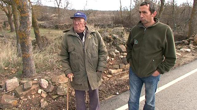 En familia - Tierra adentro - Ganaderos en Soria
