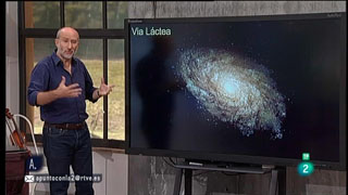 A punto con La 2 - Espacio y ciencia - La tierra en el Universo