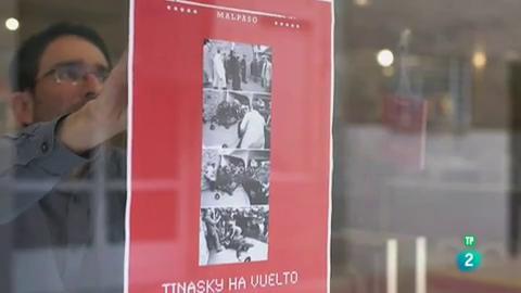 Página Dos - Tinasky: último episodio