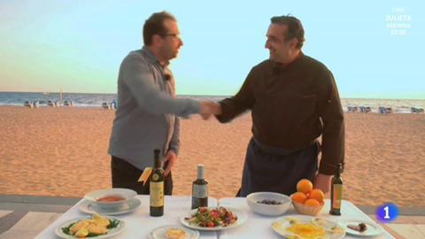 Aquí la tierra - Un tipo de aceite de oliva para cada comida