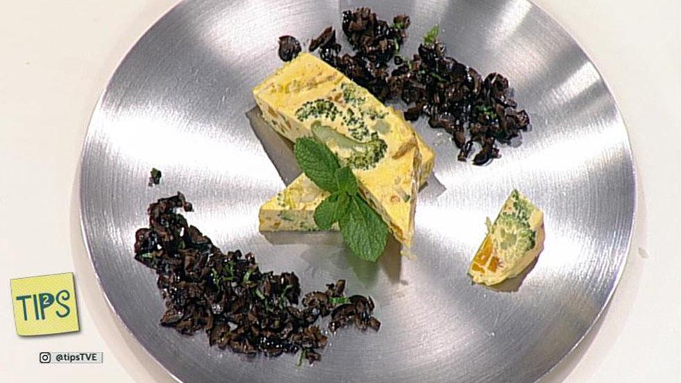 Pastel de brocoli con parmesano for Cocina con sergio bizcocho