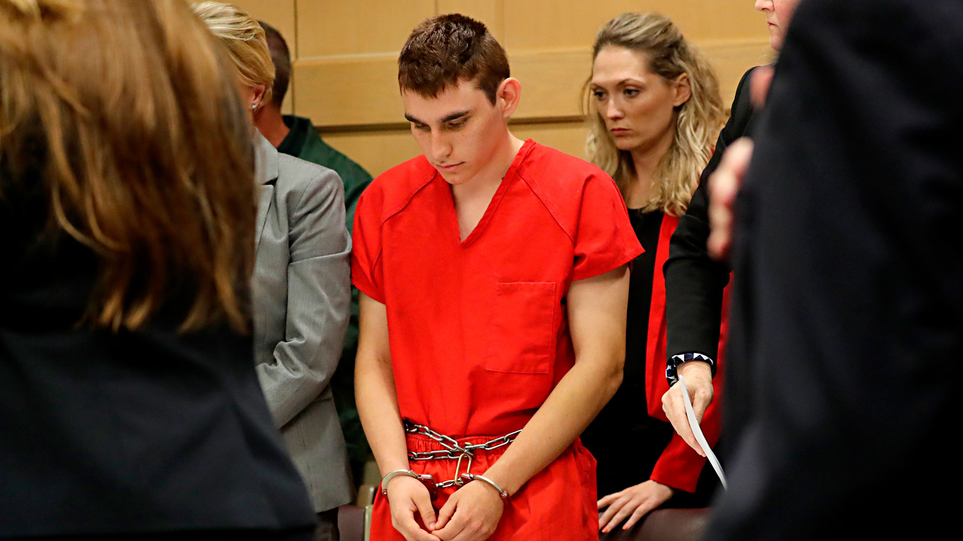 El tirador del instituto de Florida vuelve a comparecer ante la justicia