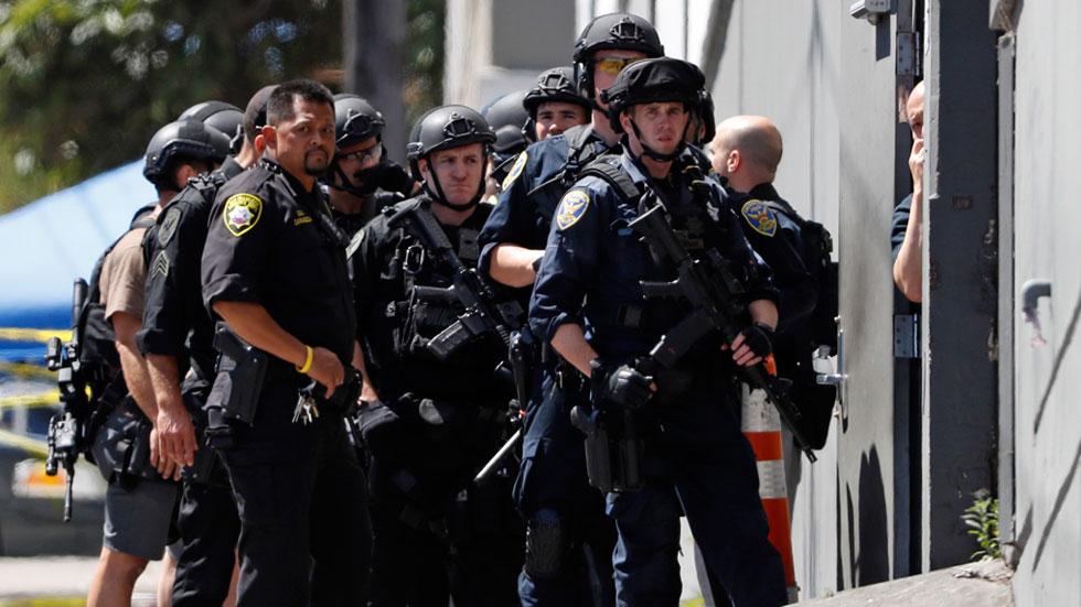 Un tiroteo en San Francisco deja cuatro muertos y múltiples heridos