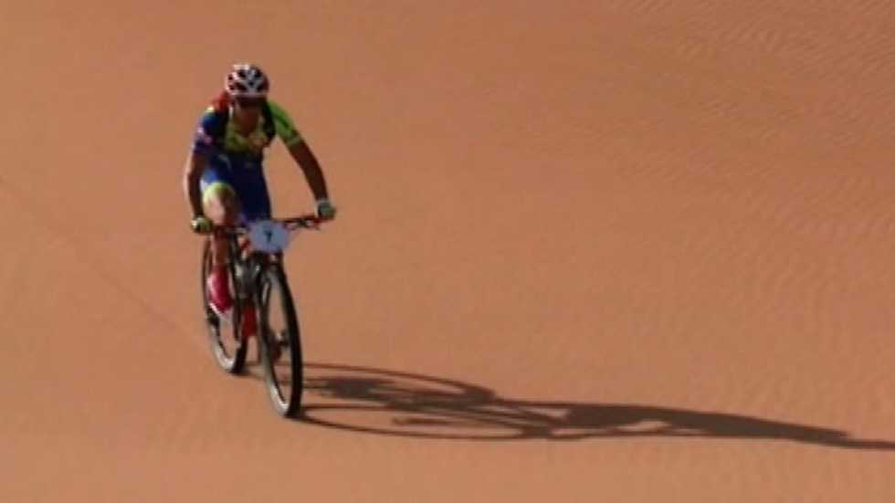 Mountain Bike - Titan Desert. 6ª etapa Resumen