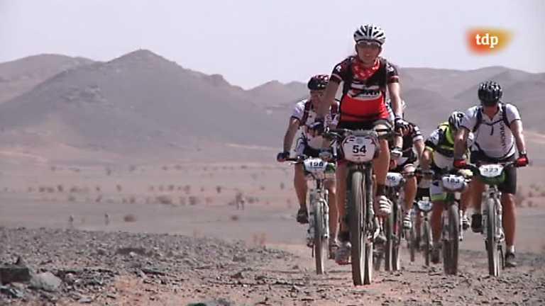 Mountain Bike - Titan Desert. Resumen 2ª etapa
