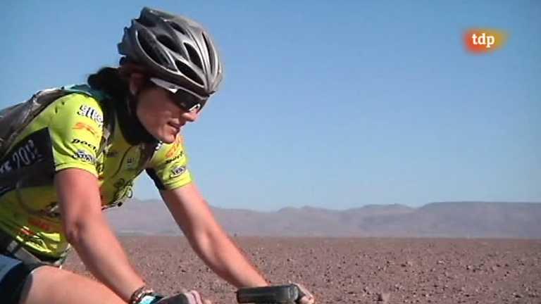 Mountain Bike - Titan Desert - Resumen 5ª etapa