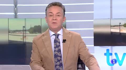 Tito Rabat da el susto en Montmeló