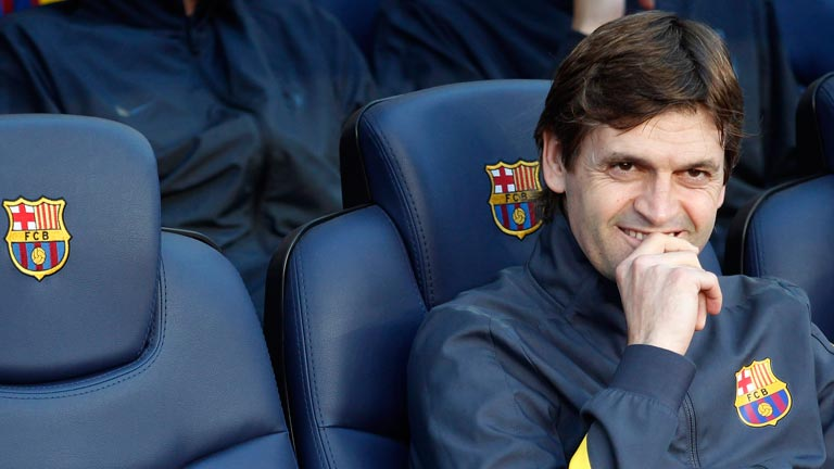 Tito Vilanova ya sabe marcar a Mourinho
