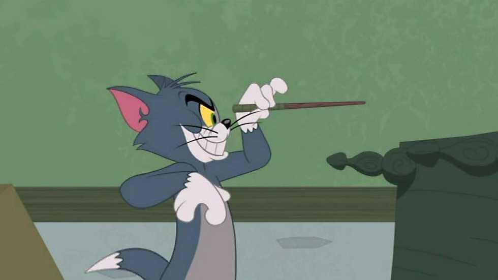 ✖ Tom y Jerry - No me choques los dientes - Clan TV - RTVE.es