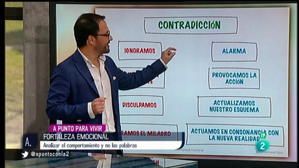 A punto con La 2 - A punto para vivir con Tomás Navarro: fortaleza emocional