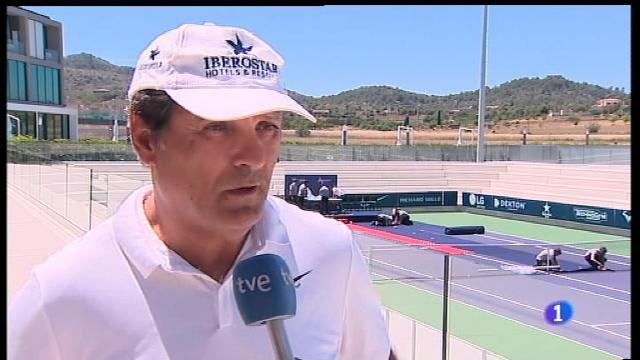 Toni Nadal, l'entrenador d'un tenista que ha fet història