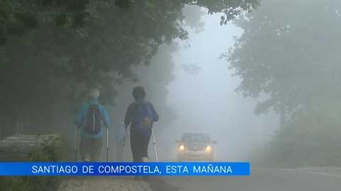 Tormentas en el Cantábrico y el noreste con temperaturas en descenso