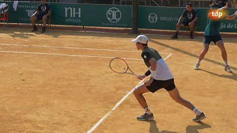 Tenis - Torneo ATP Challenge Tour 2017 Sevilla. Resumen