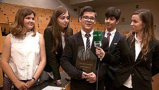 UNED - I Torneo de Debate Escolar - 25/05/18
