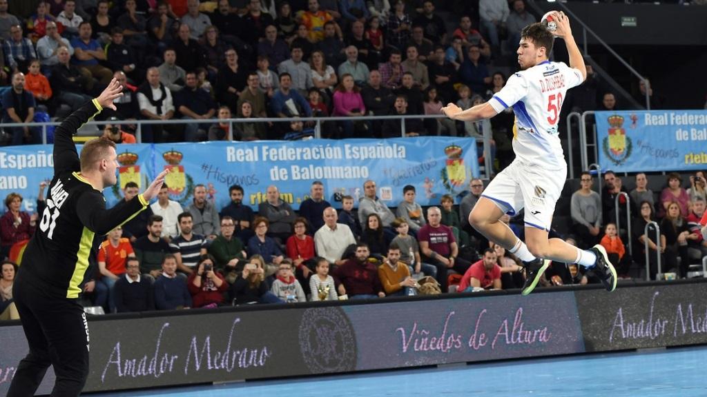 Balonmano - Torneo Internacional de España Masculino: España - Polonia
