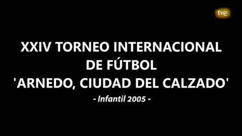 Fútbol - Torneo Nacional Arnedo Ciudad del Calzado 2018