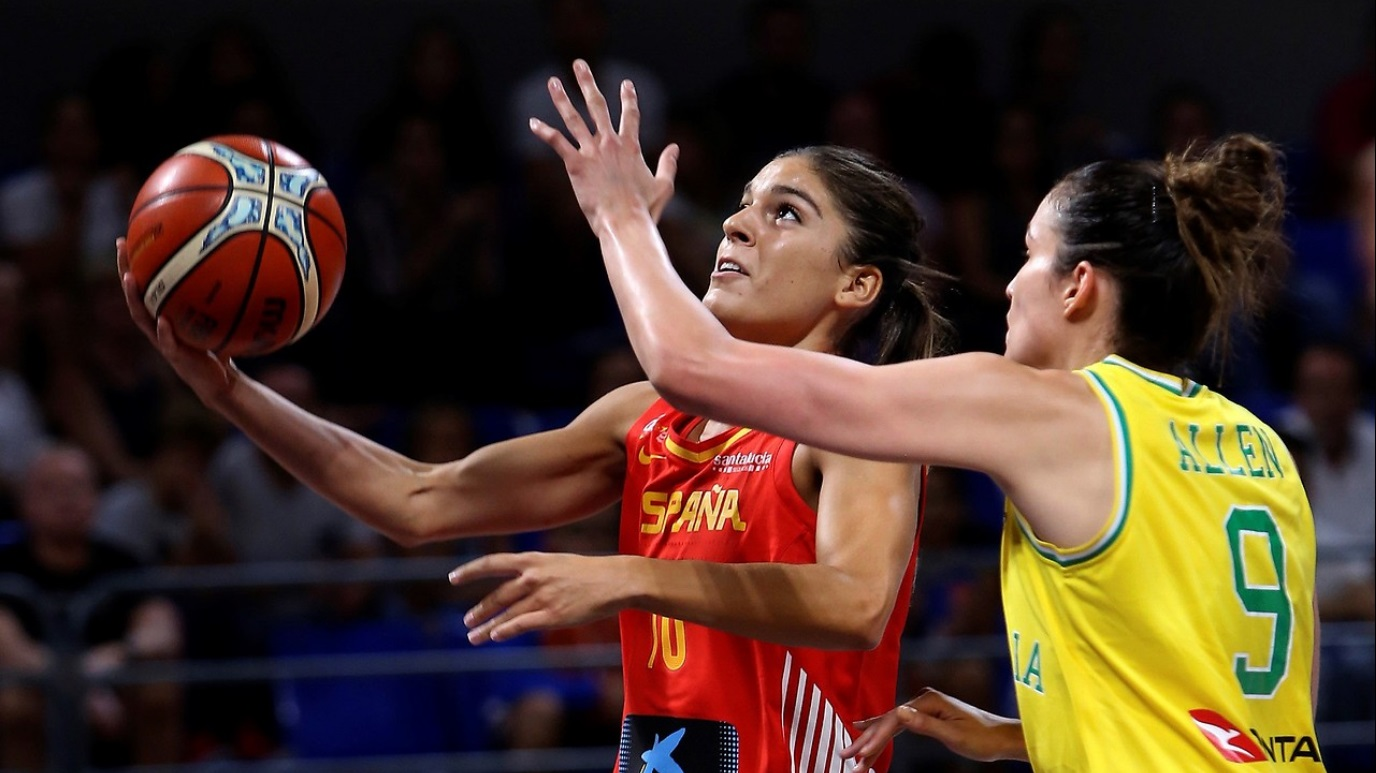 Baloncesto - Torneo Cuadrangular preparación Mundial Femenino: España-Australia