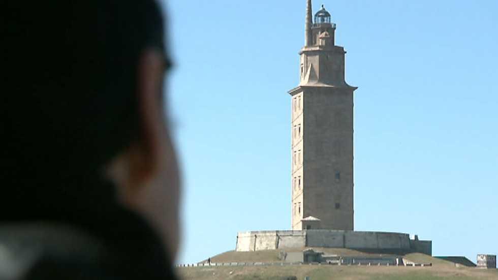 La mitad invisible - La Torre de Hércules