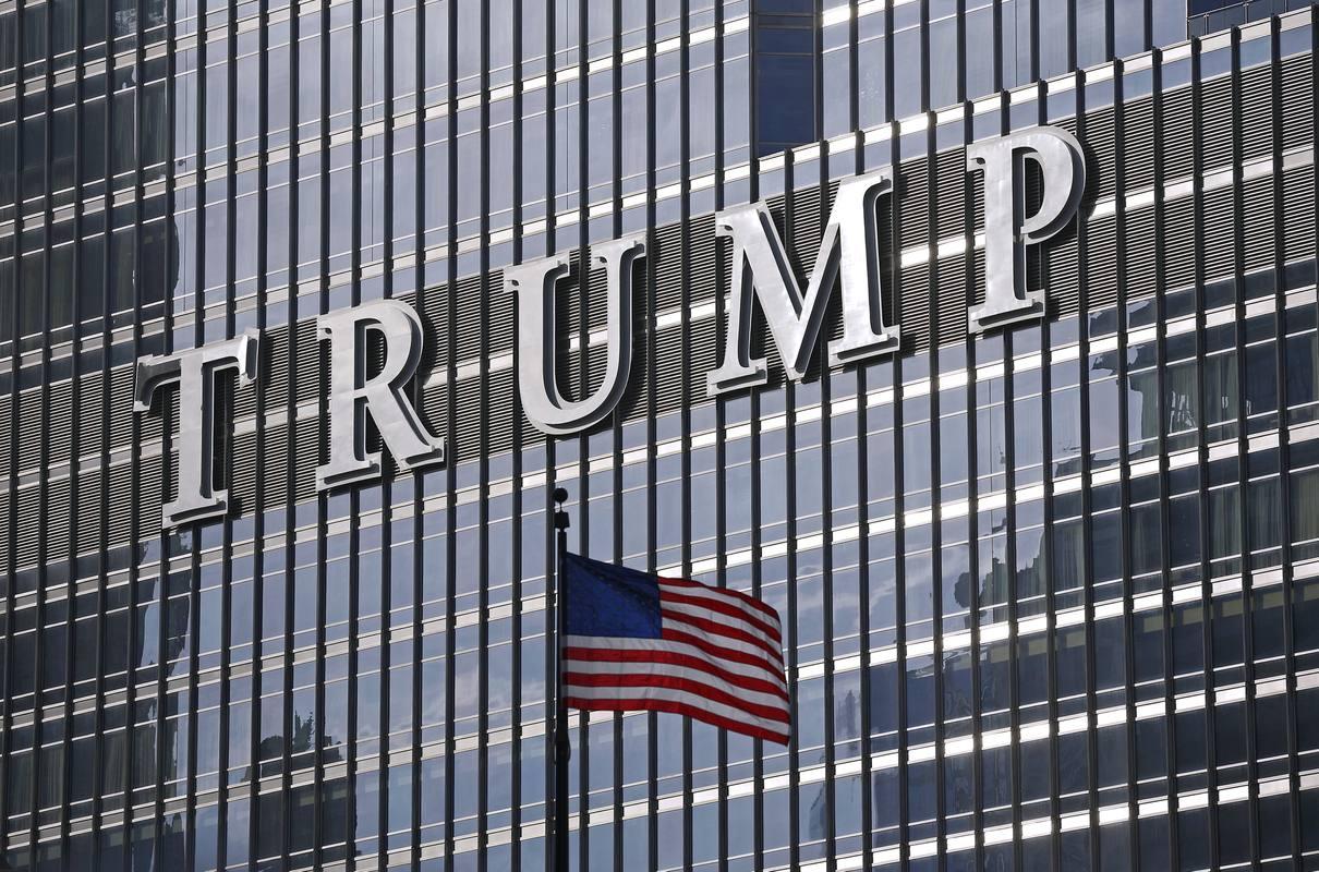 La Torre Trump de Chicago, otro de los edificios del conglomerado empresarial