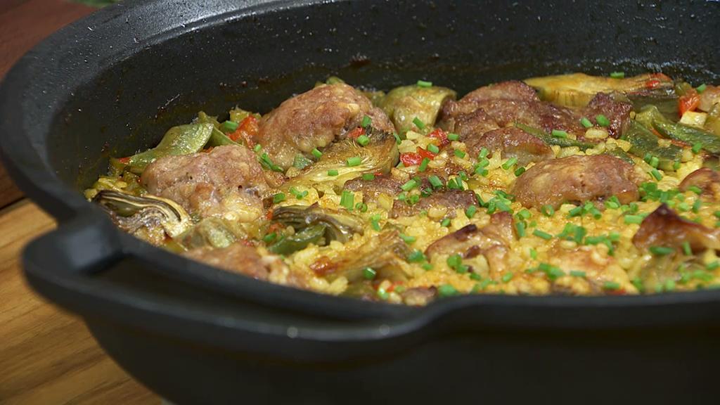 Torres en la cocina arroz de castell n - Television en la cocina ...