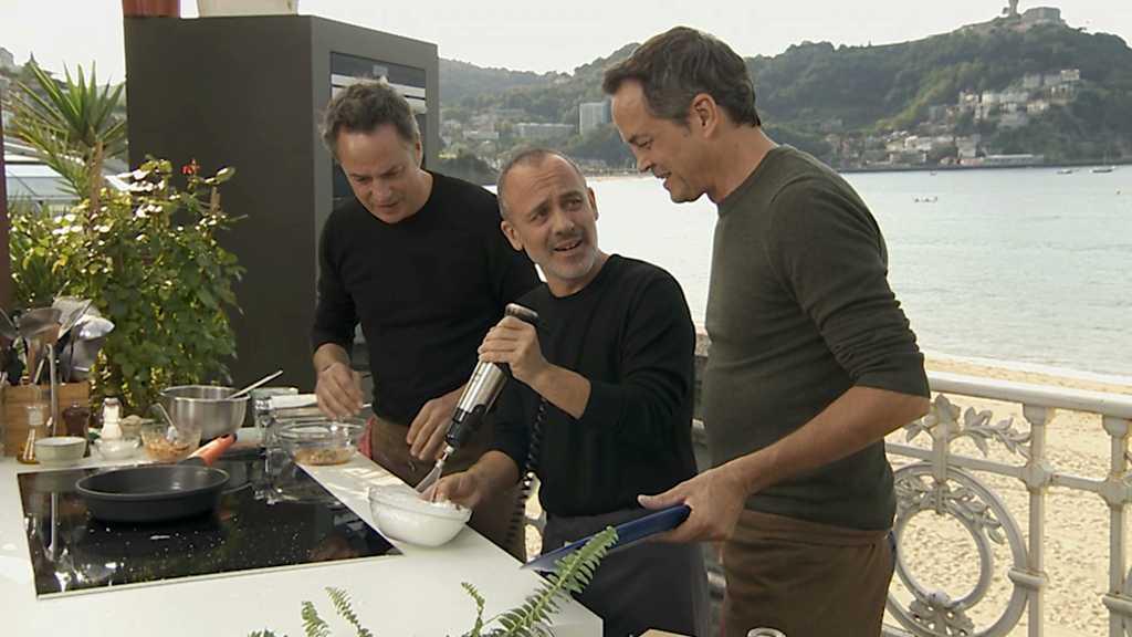 Torres en la cocina especial festival de san sebasti n - Cocinas san sebastian ...