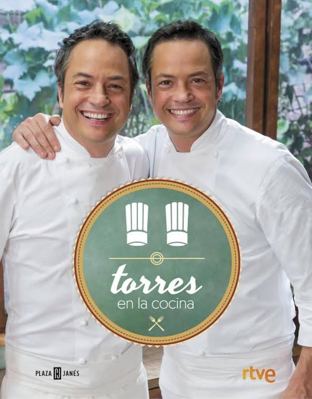 'Torres en la cocina' presentan nuevo libro de recetas y trucos de cocina