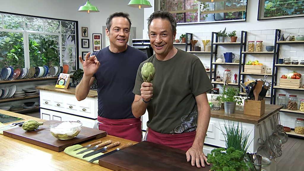 Torres en la cocina rosa de alcachofas y arroz castell n for Cursos de cocina en castellon